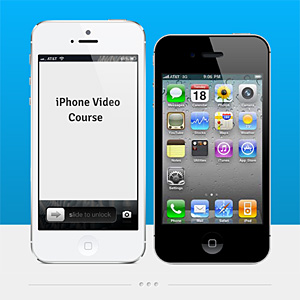 iPhone Video Course