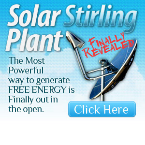 Solar Stirling Plant ™